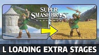 super smash bros ultimate deadpool mod video, super smash bros