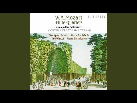 Oboe Quartet in G Major, K. 370: I. Allegro (Arr. from Oboe Quartet in F Major by Franz Anton...