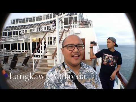 The Daniel's Family Vacation Part 1 - Star Cruises Superstar Gemini (Selfie Monopod Video)