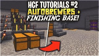 HCF Tutorials #2 - HOW TO MAKE AN AUTOBREWER AND FINISH YOUR BASE ON SOTW
