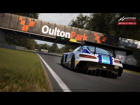 Assetto Corsa Competizione || British GT Pack || Oulton Park ! |