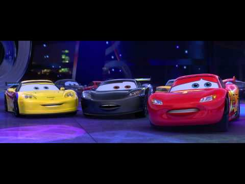 Cars 2 Movie Clip With Lewis Hamilton Featuring Music