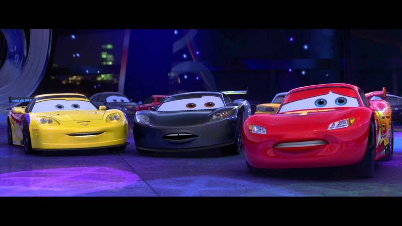 Cars Pixar Lewis Hamilton Cars 2 Movie Clip With Lewis Hamilton Featuring Music From Perfume Official Disney Uk