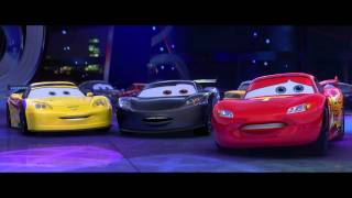 Cars 2 Movie Clip with Lewis Hamilton! Featuring music from Perfume (HD)
