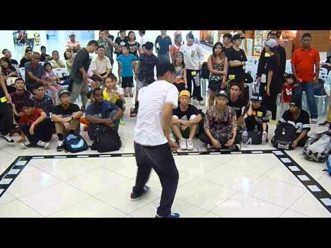 Malaysia Throwdown 2014 - Hip Hop Audition