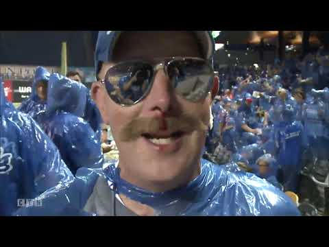 Josh Healy - 8,000 Person Food Fight at a Baseball Game