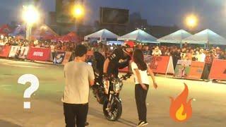 Kissing😘😘STUNT Show PART 2✌(New) by KTM Duke Bike