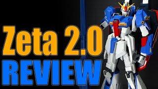 Gambar cover MG Zeta Gundam Ver 2.0 || REVIEW