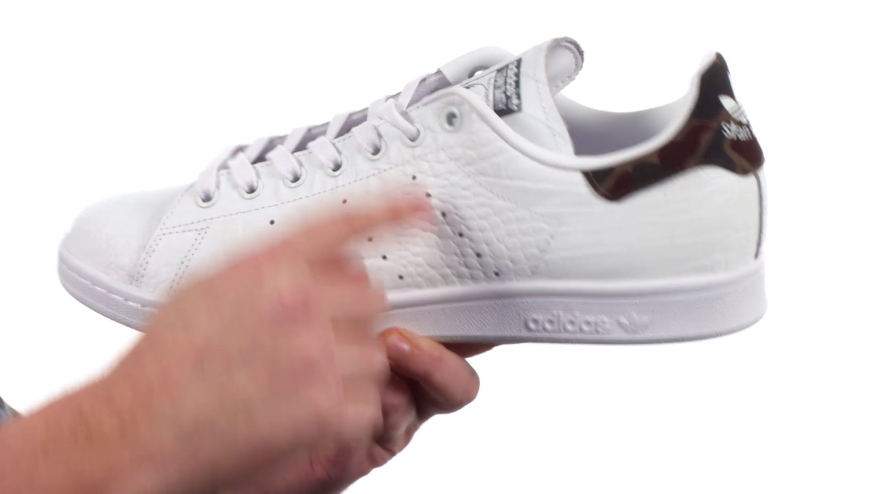on sale 86e71 b1de9 adidas Originals Stan Smith Snakeskin SKU:8809206