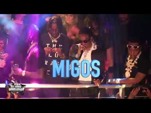 MIGOS performing Live @ Stage 48 NYC - 5/19/2017