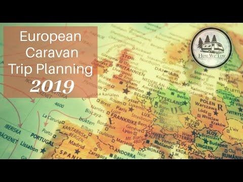 Planning A Caravan Trip To Europe [CC]