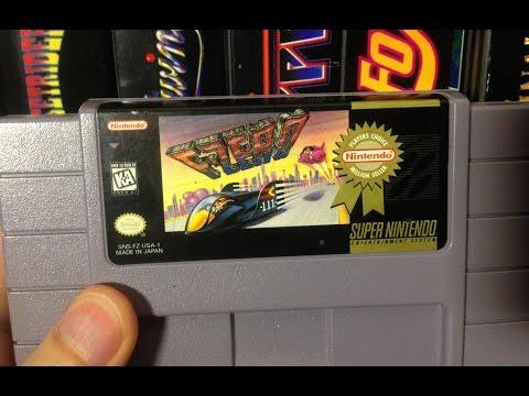 F-Zero (Super Nintendo Game) James & Mike Mondays