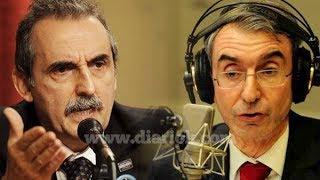 Guillermo Moreno mano a mano con Nelson Castro sobre su carta al FMI para reunirse con Lagarde