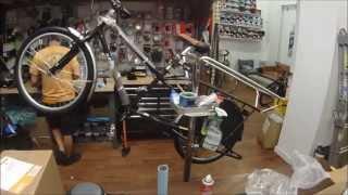 Assemble a New Yuba Mundo cargo bike