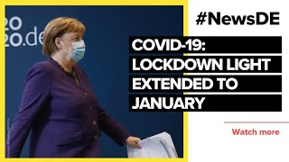 Infection rates in #germany vary greatly from region to and many people are longing for some relaxation. the partial #lockdown will nevertheless be ex...