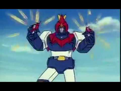 Voltes V - Ultramagnetic Top & Laser Sword, Ending Theme. HQ