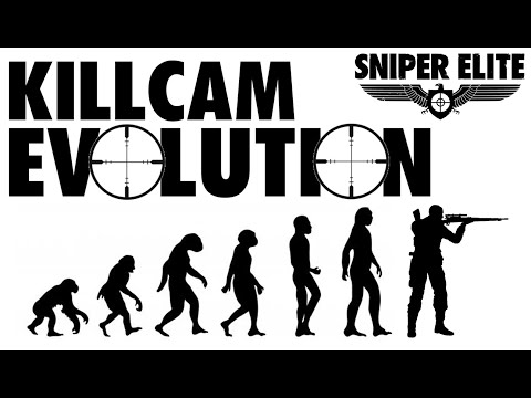 Killcam Evolution - Sniper Elite (2005-2020)
