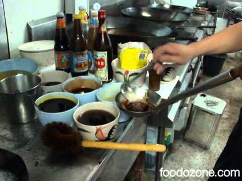 วิธีการทำต้มยำน้ำข้น
