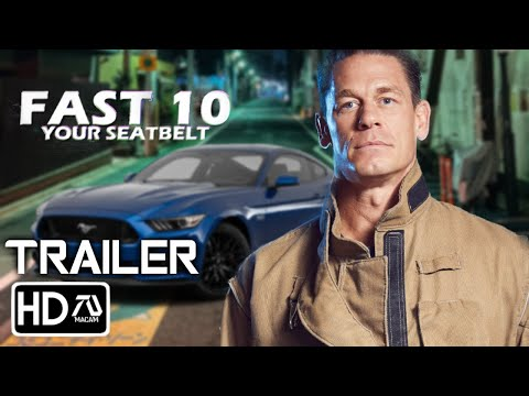 Fast And Furious 9 (2020) Trailer #2 [HD] Fanmade