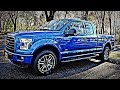 2015 Ford F150 XLT Sport Review