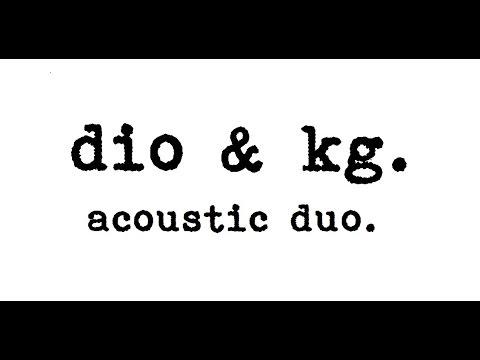 Vienna, Billy Joel cover - dio & kg