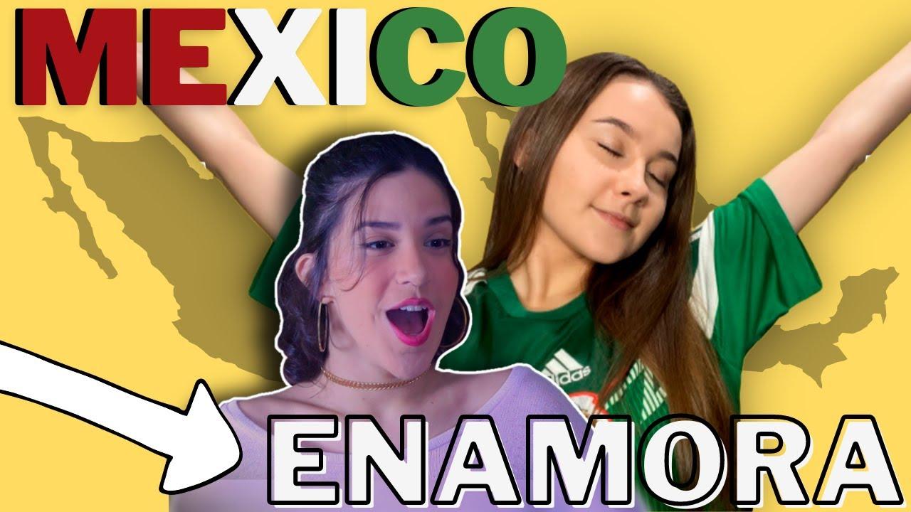 ¡MÉXICO ENAMORA A TODOS! PORQUE UNA RUSA QUIERE TANTO SER MEXICANA?   Reaccionando a México   ❤🇲🇽