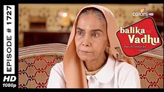 Balika Vadhu - बालिका वधु - 31st October 2014 - Full Episode (HD)