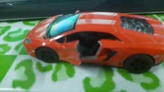 รีวิวของเล่นโมเดล สวยๆๆ ที่น่าสะสม ของคนชอบรถยนต์