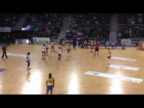 Metz HB - But de Ana Gros a la 51eme minute