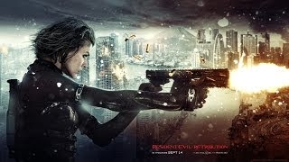"""Flying through the air""- Resident Evil Retribution main theme - composed by Tomandandy"