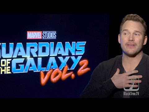 Thumbnail: Chris Pratt gives us his mixtape for life, GUARDIANS OF THE GALAXY VOL. 2