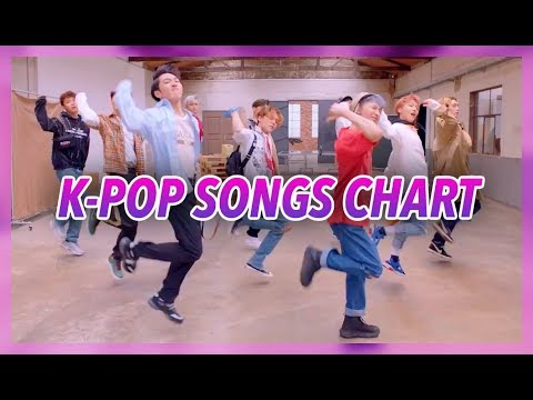 K-POP SONGS CHART | APRIL 2018 (WEEK 3)