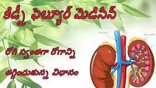 Ayurvedic Medicine For Kidney Failure | కిడ్నీ ఫెల్యూర్ కి ఆయుర్వేద మందు ।