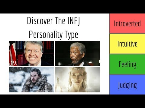 """INFJ Personality Type Explained 