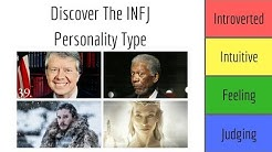 "INFJ Personality Type Explained | ""The Advocate"""