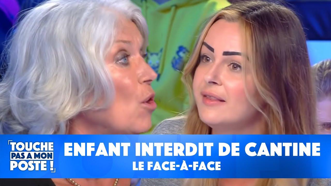 Replay TPMP : Enfant interdit de cantine: Le débat entre la mère de Wylan et la maire de Saint-Médard-de-Guizières