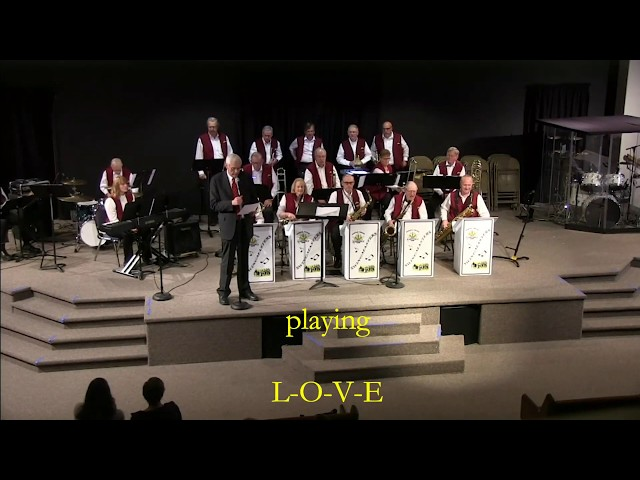Swingmasters Band 2018 Spring Concert