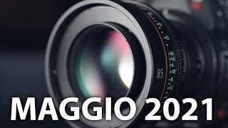 Le MIGLIORI FOTOCAMERE per CONTENT CREATORS del mese di Maggio 2021