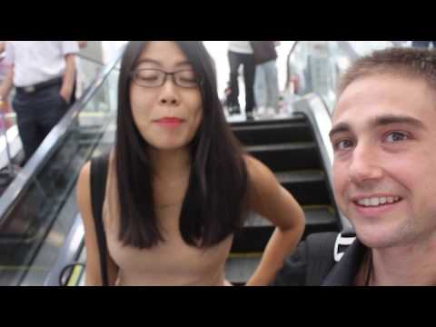 Flying in China, Shenzhen to Shanghai