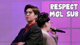 Download lagu [MGL SUB] BTS (RM & SUGA) - RESPECT
