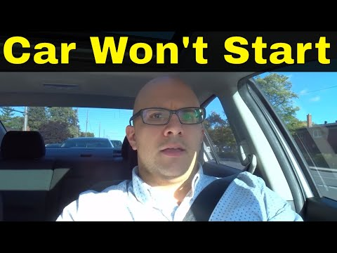 3 Reasons Why Your Car Won't Start