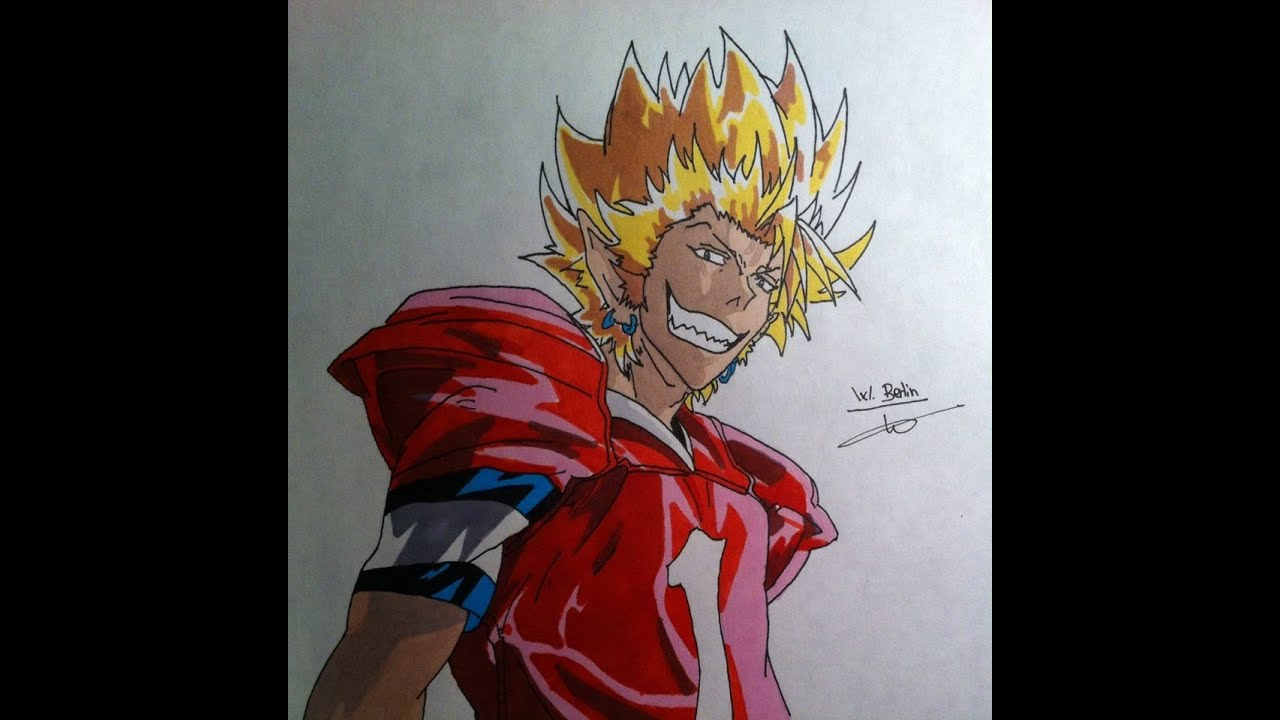 Eyesheild 21 Eyeshield: Dessin Hiruma (eyeshield 21)