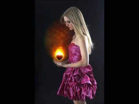 Krystyn Lambert. Burning Heart