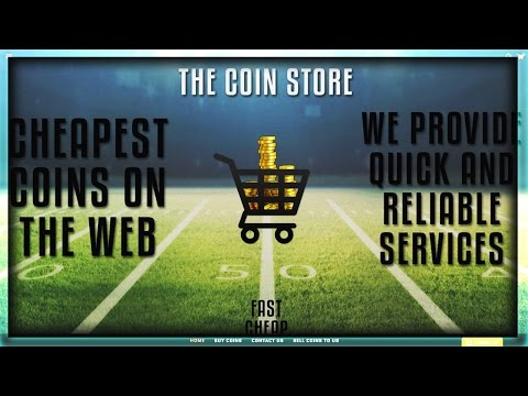 Cheapest Madden Madden Mobile Coin Selling Site! My New Coin Selling Site