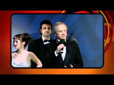 Fucking Åmål, Alexandra Dahlström & Lukas Moodysson at Guldbagge Awards '98/99