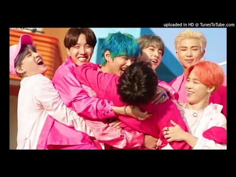 BTS Ft Halsey. Boy With Luv (Bass Boost)