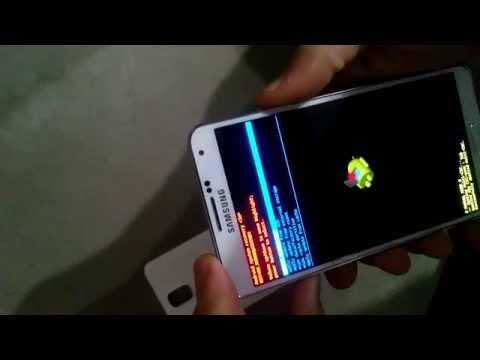Samsung Note III Ve Note IV Format Nasıl Atılır