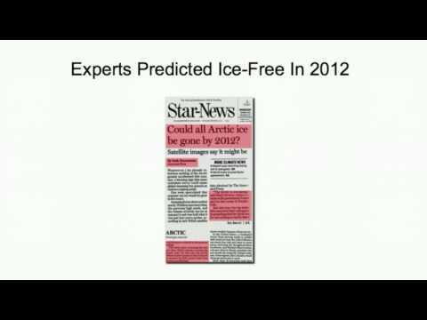 Is Arctic Sea Ice Melting?