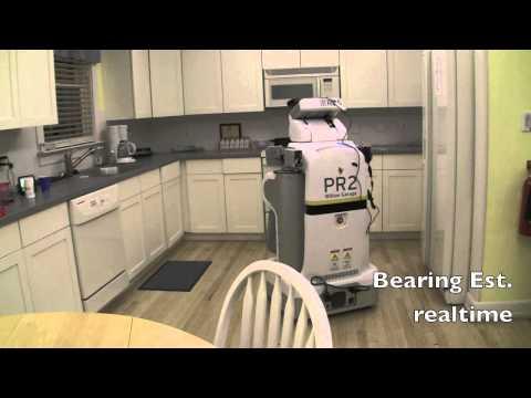 .家居機器人升級:用射頻辨識家中物體,還能導航