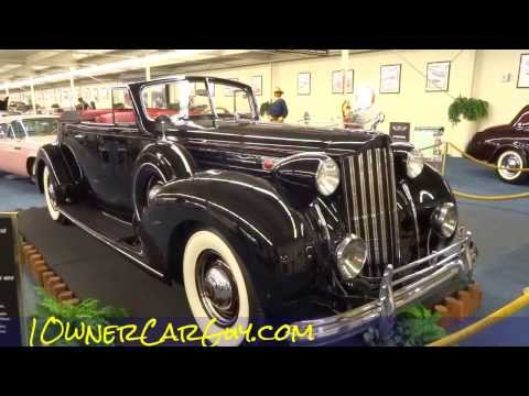 Million Dollar Cars The Auto Collection Las Vegas Rare Cars Video #2